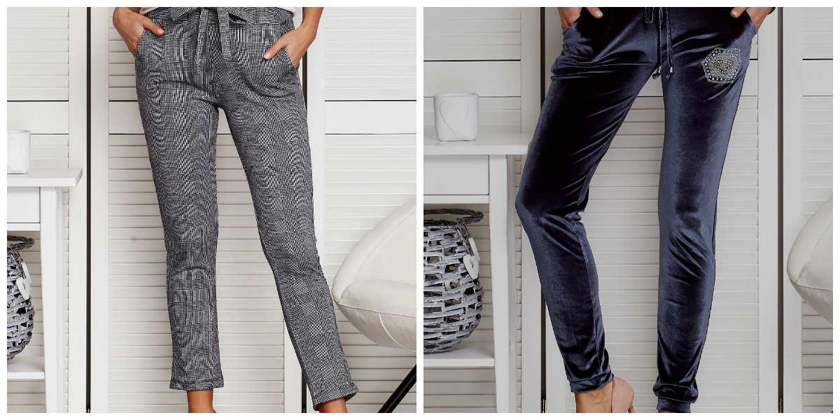 Wybierz model spodni dla siebie