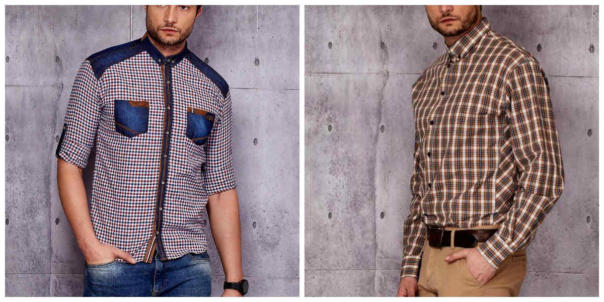 Wybierz koszule slimowane w sklepie ebutik.pl