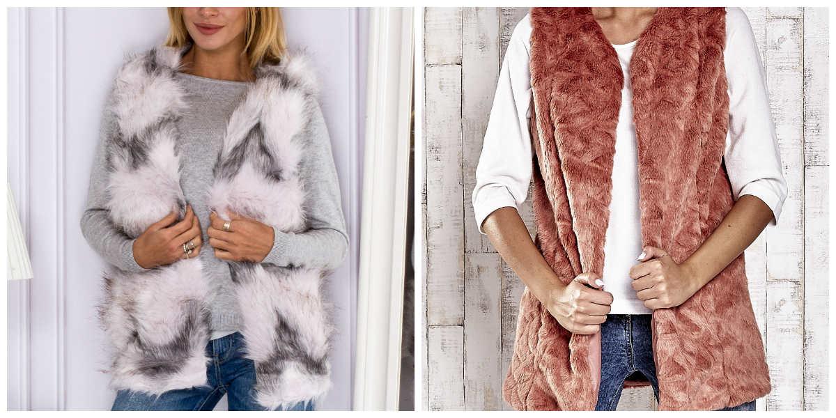ciepłe ubrania