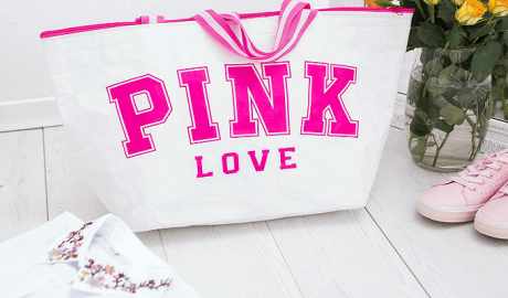 torba pink love