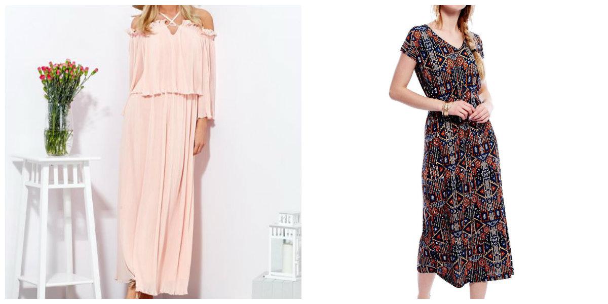 Długie sukienki w sklepie internetowym ebutik.pl