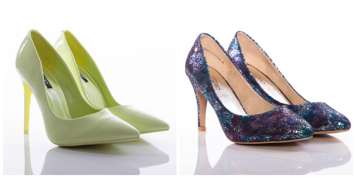 Piękne buty na wesele w sklepie ebutik.pl