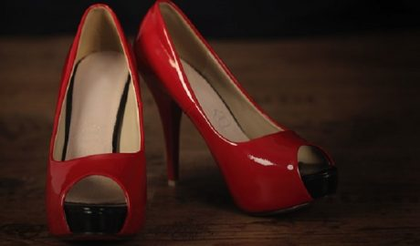 modne buty na wesele