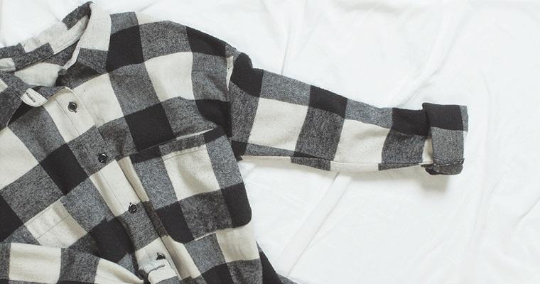 stylowe koszule w kratę