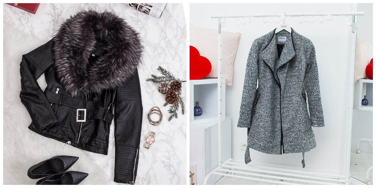 Najmodniejsze modele płaszczy w sklepie ebutik.pl