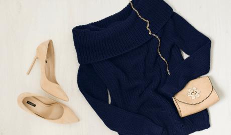 rodzaje swetrów